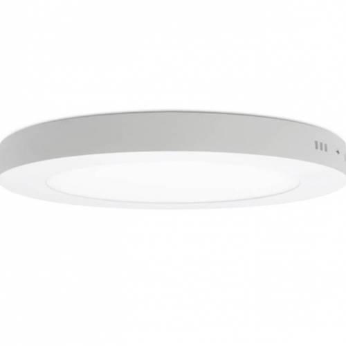 Накладной светодиодный светильник PLR-12WW