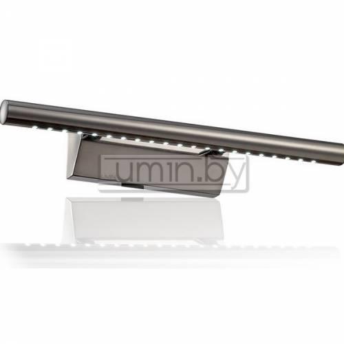 Светильник 5W silver для подсветки зеркал, картин (круглый профиль) Артикул: 39095