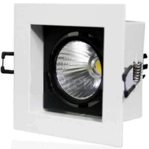 Светодиодный карданный светильник SPOT LED 10W