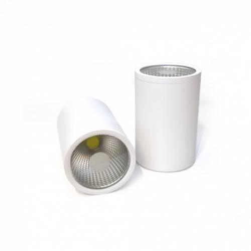 Светодиодный подвесной светильник 30W-C/30W белый матовый (88794)