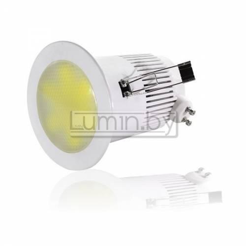 Светодиодный потолочный светильник 8GU (диммируемый) Артикул: 11606