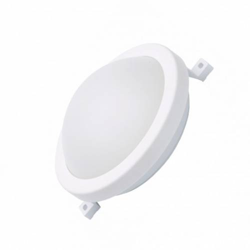 Светильник светодиодный пылевлагозащищенный 6W круглый, 4000К, IP64