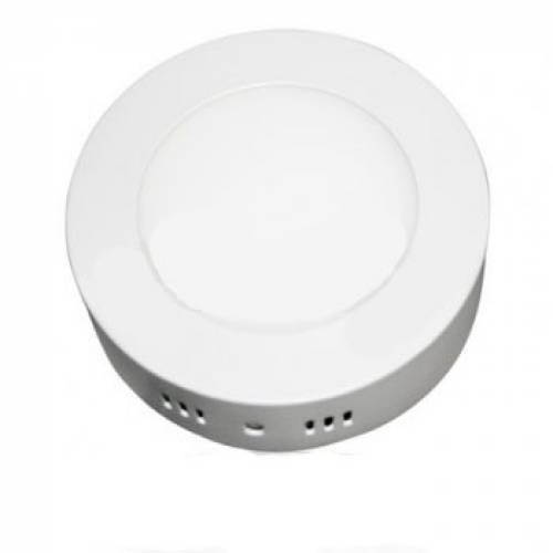 Светодиодный светильник ЖКХ Накладной Круг 12W (220V, IP44) Антивандальный Артикул: 99633