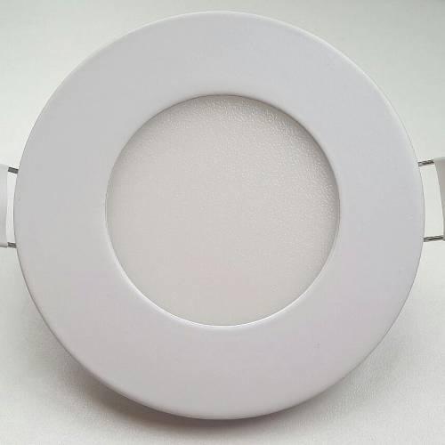 Встраиваемый светодиодный светильник ZKR3W
