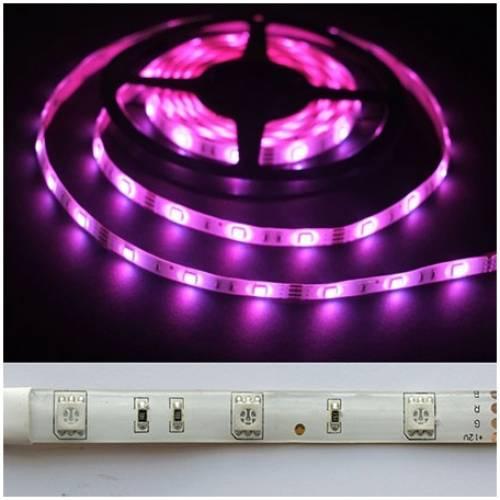 Светодиодная RGB-лента SMD 5050, IP65 (30 диодов на метр)