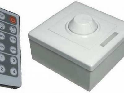 Одноканальный диммер LN-IR12B (96 - 192 W)