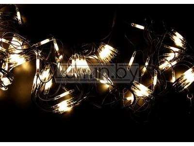 Гирлянда Чейзинг со светодинамикой, Теплое Белое свечение 2х3м, 432 LED Артикул: 75447
