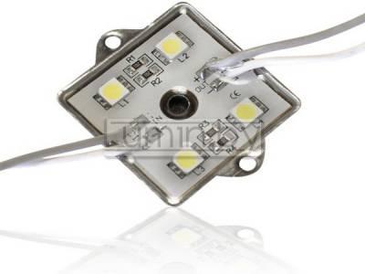 Светодиодный модуль 5050-4