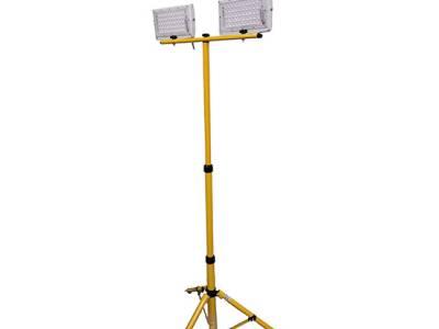 Светодиодный прожектор на штативе LDX-100W (2x50)