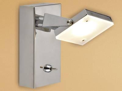 Светильник Кода Хром LED CL551511