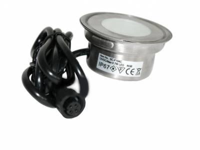 Грунтовый светодиодный светильник SLF104 Артикул: 92602