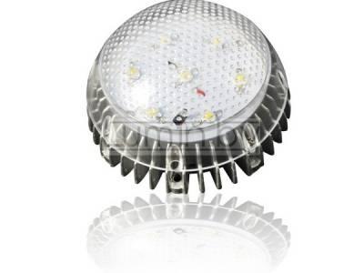 Светодиодный светильник LP-R-15W (220V, 15W, холодный, ЖКХ, IP65) Артикул: 39015