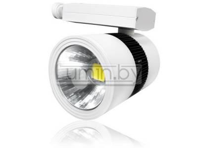 Светодиодный трековый светильник 35W COB Артикул: 12340