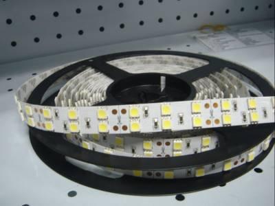 Светодиодная лента SMD 5050-MIX, 720LED W-WW IP33