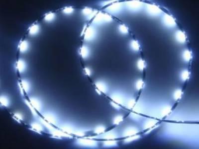 Герметичная светодиодная лента бокового свечения SMD 335, 300 Led, IP 65