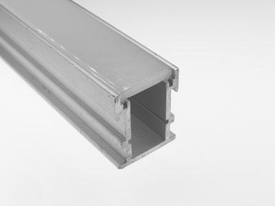 Встраиваемый алюминиевый профиль ALP-17