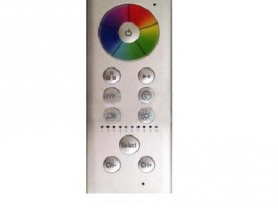 Пульт для мультизонного RGB-контроллера RGBX 10 зон (12V - 240W / 24V - 480W) Артикул: 87751