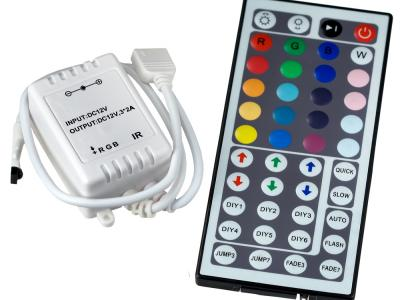 RGB-контроллер LN-IR44B (72 W)